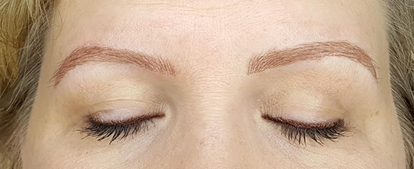 Microblading - Nkd Lashes, Waxing & Makeup