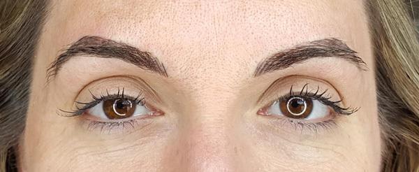 Microblading - Nkd Lashes, Waxing & Makeup
